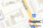 Схема проезда до компании КАССА 24 в Караганде