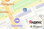 Схема проезда до компании Кабинет ультразвуковой диагностики в Караганде