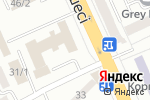 Схема проезда до компании Ясмин в Караганде