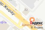 Схема проезда до компании Алпроф-электро, ТОО в Караганде