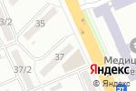 Схема проезда до компании Пульс в Караганде