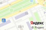 Схема проезда до компании Forte Bank в Караганде