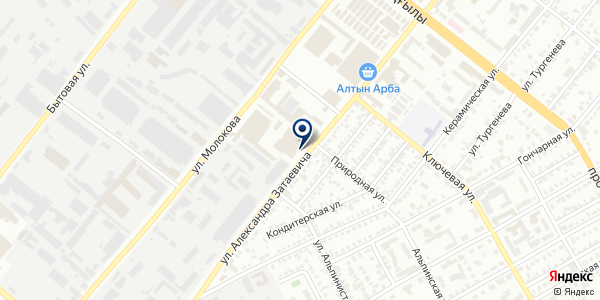 Baby на карте Караганде