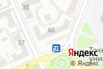 Схема проезда до компании Алина, ТОО в Караганде