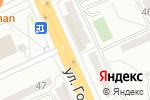 Схема проезда до компании ЛЭМ в Караганде