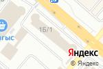 Схема проезда до компании Dina в Караганде