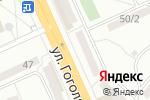 Схема проезда до компании Нотариус Хандусь А.А. в Караганде