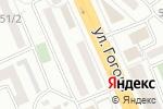 Схема проезда до компании Нурбанк в Караганде