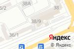 Схема проезда до компании Русские Блины в Караганде