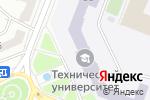 Схема проезда до компании Микро-люкс сервис в Караганде