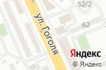 Схема проезда до компании Dracon в Караганде