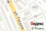 Схема проезда до компании Santehplast в Караганде