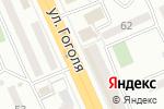 Схема проезда до компании 5 оборотов в Караганде