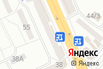 Схема проезда до компании Цветная в Караганде