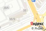 Схема проезда до компании Мульти мастер в Караганде