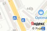 Схема проезда до компании Автомир в Караганде
