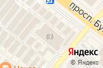 Схема проезда до компании Арико_kz, ТОО в Караганде
