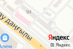 Схема проезда до компании 09 регион в Караганде