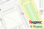 Схема проезда до компании Дружба Ринг в Караганде