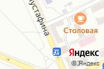 Схема проезда до компании Аква Родос, ТОО в Караганде