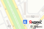 Схема проезда до компании Аэлита в Караганде