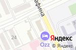 Схема проезда до компании ВостокСинтез в Караганде