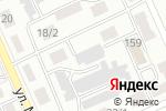 Схема проезда до компании Кыпшак сарбазы-А в Караганде