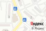 Схема проезда до компании АЛТЫН НАЙЗА в Караганде