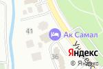 Схема проезда до компании АК САМАЛ в Караганде