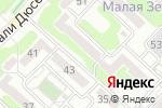 Схема проезда до компании Виола, ТОО в Караганде