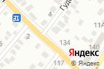 Схема проезда до компании Турфан в Караганде