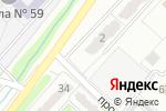 Схема проезда до компании AZIA TRADE RK в Караганде