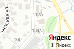 Схема проезда до компании Медитон в Караганде