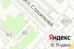 Схема проезда до компании ЮрЛига, ТОО в Караганде