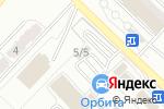 Схема проезда до компании AvtoSvet.KZ в Караганде