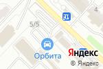 Схема проезда до компании Донер в Караганде
