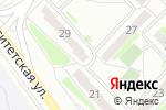 Схема проезда до компании End Адвокат в Караганде
