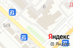 Схема проезда до компании Юма в Караганде