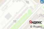 Схема проезда до компании Avantgarde в Караганде