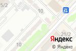 Схема проезда до компании Нотариус Кусаинова Д.К. в Караганде