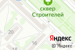Схема проезда до компании Магазин одежды и обуви по Алматинским ценам в Караганде