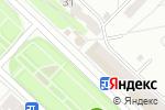 Схема проезда до компании Золотое руно в Караганде
