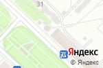 Схема проезда до компании Витамин в Караганде