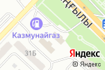 Схема проезда до компании Авто 33, ТОО в Караганде