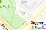 Схема проезда до компании МИК в Караганде