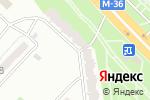 Схема проезда до компании Бар 32 в Караганде