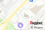 Схема проезда до компании Azia tour в Караганде