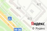 Схема проезда до компании Нотариус Сисимбаев Ш.К. в Караганде