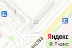 Схема проезда до компании Азбука здоровья в Караганде