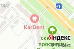 Схема проезда до компании Viki в Караганде